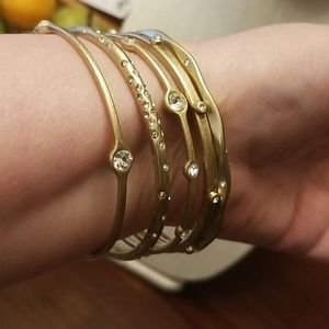 Lia Sophia Bangle Set